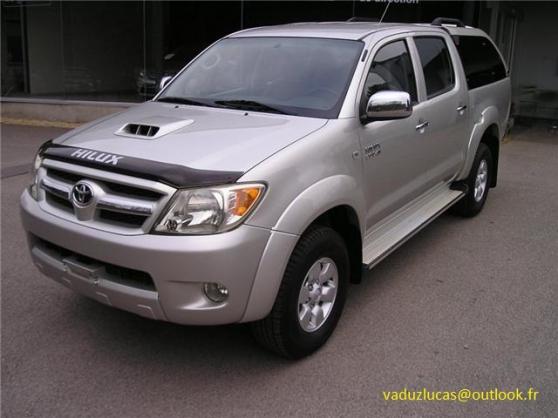 Annonce occasion, vente ou achat 'Toyota Hilux 3.0 D4D SR 5 places'