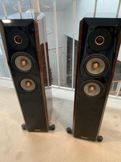 Annonce occasion, vente ou achat 'Joseph Audio Perspective'