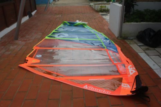 Annonce occasion, vente ou achat 'Voile Gaastra PHANTOM 7.1 -2017'