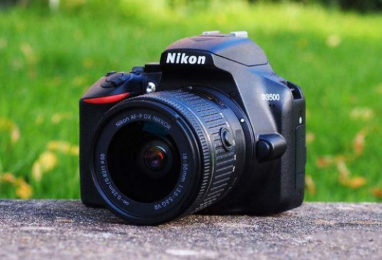 Annonce occasion, vente ou achat 'Très belle Nikon D3500'