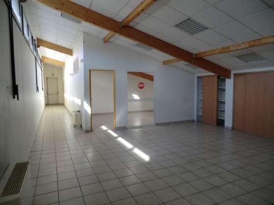 Local Commercial Bureaux Colomiers Centr