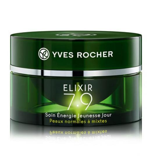 Crème neuve Energie Jeunesse Elixir 7.9