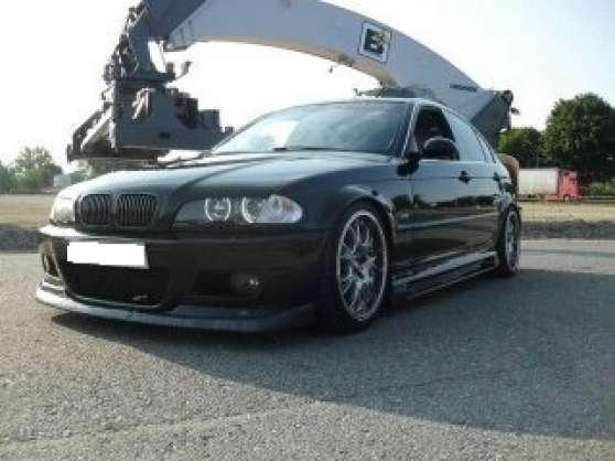 BMW 323 i E46