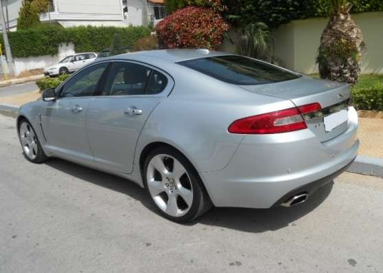 Jaguar XF 2.7 V6 Diesel Premium Luxury