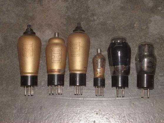6 tubes d'occasion de Philips 525A
