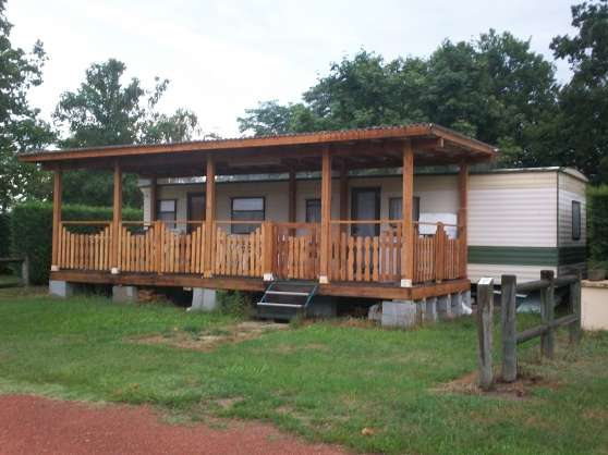 Hivernage Camping Car Isere