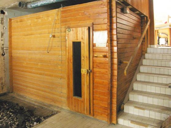Cabine sauna finlandais 10 personnes sant fitness beaut sauna le havr - Plan sauna finlandais ...