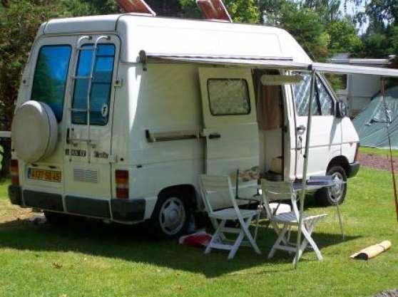 Renault trafic amenag camping car berre l 39 etang for Garage renault berre l etang