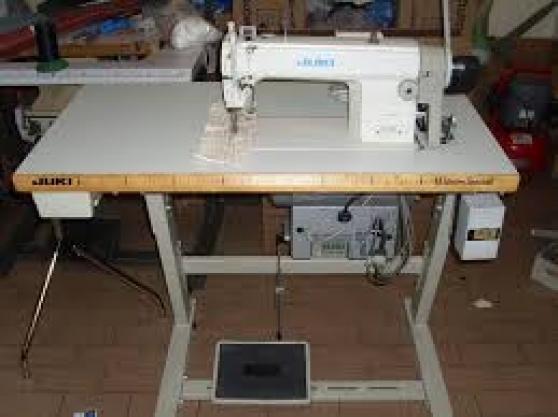 Annonce occasion, vente ou achat 'machine a coudre juki ddl 5550'