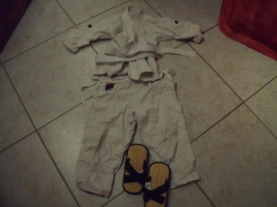 Kimono enfant + sandalettes + ceinture b