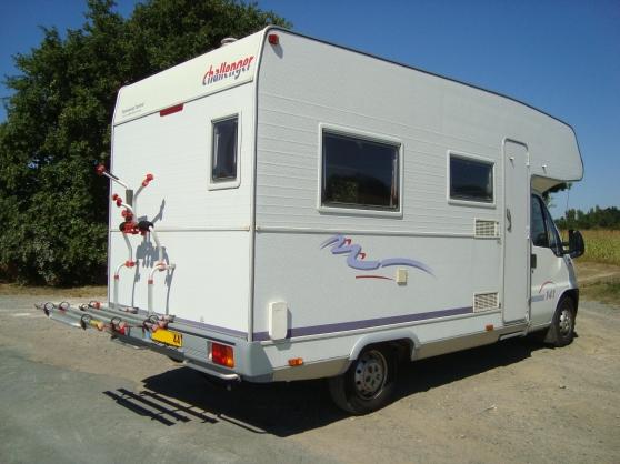 Challenger 141 6places Capucine 1ère Mai Caravanes Camping Car