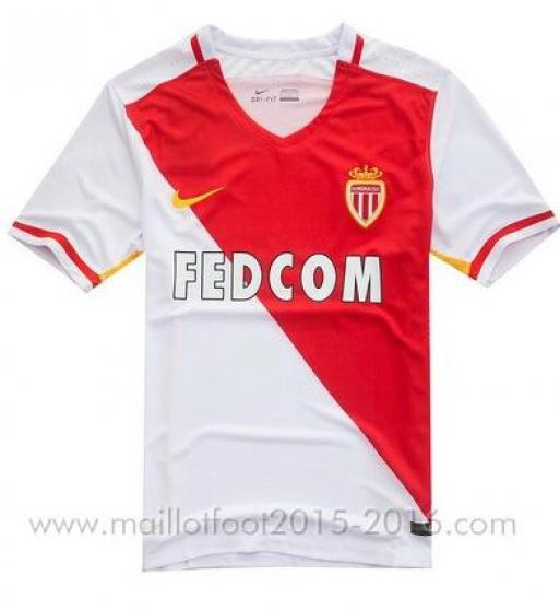 Annonce occasion, vente ou achat '1ème maillot de foot AS Monaco 2015-2016'