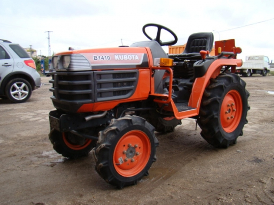 Tracteur Kubota B1410