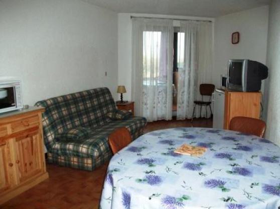 A vendre appartement type 2 en RDC