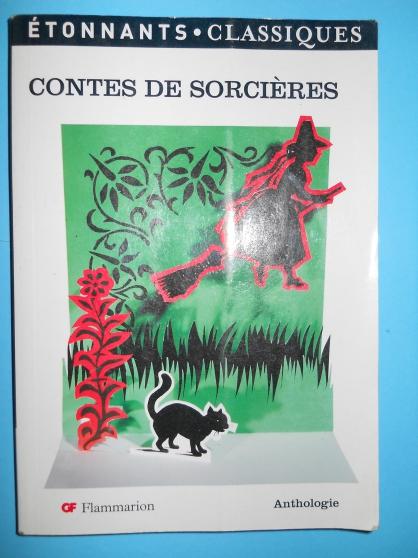 CONTES DE SORCIERES - FLAMMARION