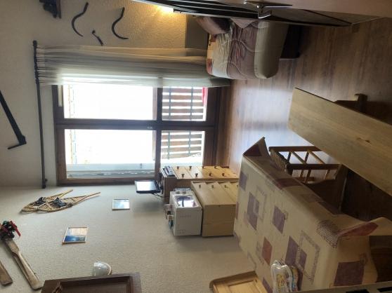 studio mezzanine à la foux d'allos