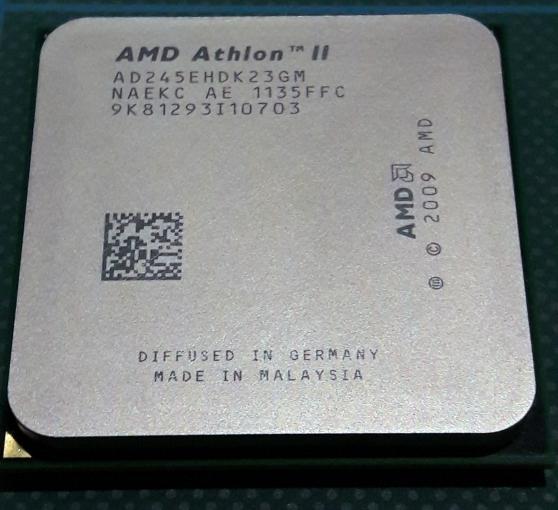 amd athlon ii x2 245e 2.9ghz ad245ehdk23 - Annonce gratuite marche.fr