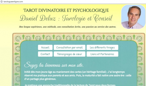 Daniel : Tirage de tarots - Photo 2