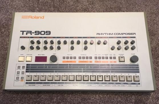 Annonce occasion, vente ou achat 'Roland TR-909'