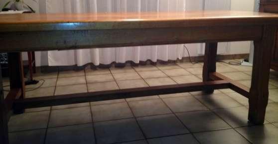 A Vendre Table De Ferme Marchefr