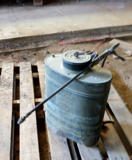 pulverisateur cuivre Vermorel