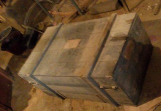 caisse en bois / miliaria - Photo 2