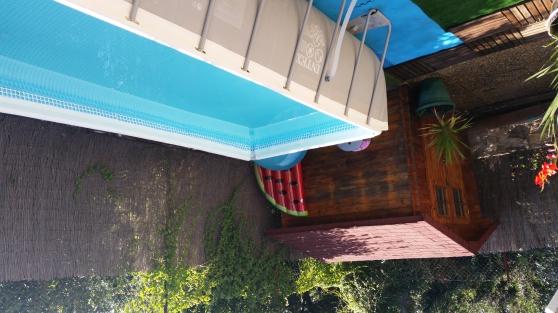 Annonce occasion, vente ou achat 'piscine 2X4 m tubulaire'