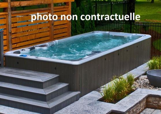 Annonce occasion, vente ou achat 'spa de nage avec 2 places jaccuzi'