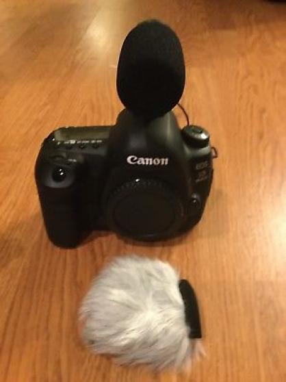 Annonce occasion, vente ou achat 'Canon EOS 5D Mark 4 occasion'