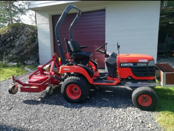 Annonce occasion, vente ou achat 'Kubota BX 2200 4WD'
