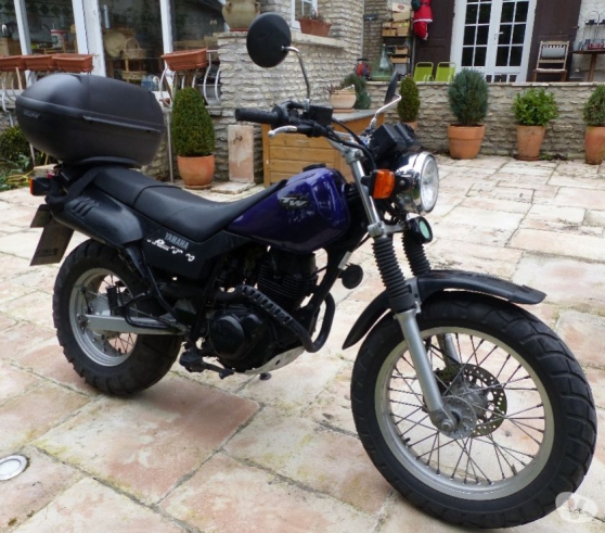 Annonce occasion, vente ou achat 'YAMAHA TW 125'