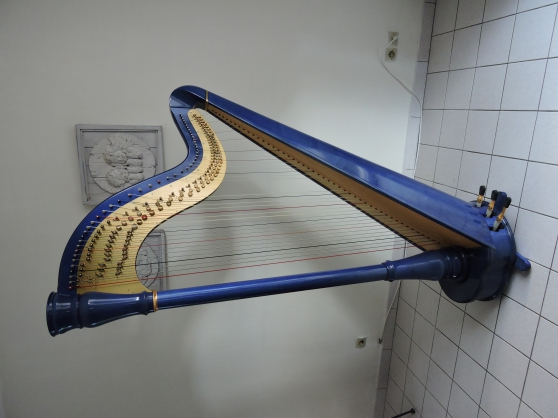 Annonce occasion, vente ou achat 'Harpe classique CAMAC modèle ATHENA'
