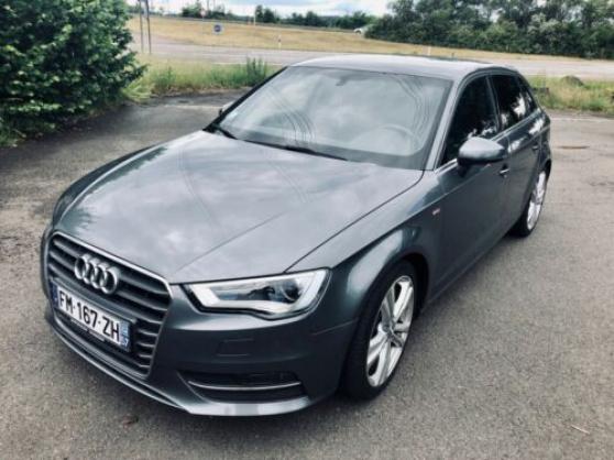 Audi A3 2.0 TDI Stronic SLine