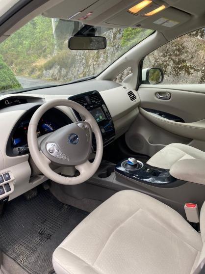 Nissan Leaf 80 KW