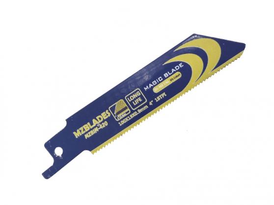 Annonce occasion, vente ou achat 'MZBIM-420 Lame de scie sabre bimétal'