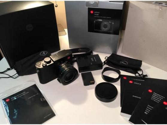 Annonce occasion, vente ou achat 'Cadeaux de Noël Leica Q Type 116 - 26.3M'