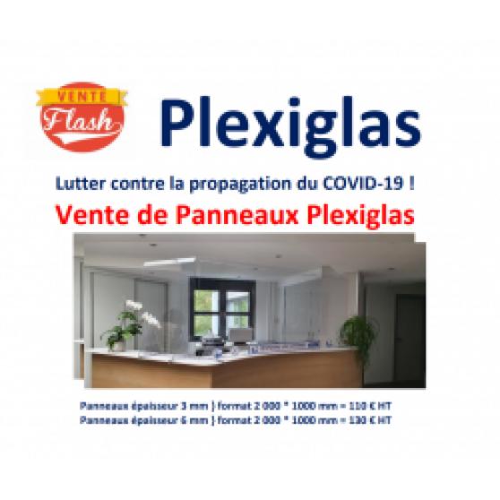 Annonce occasion, vente ou achat 'Panneaux Plexiglas'