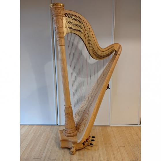 Annonce occasion, vente ou achat 'Harpe à pédales de concert'