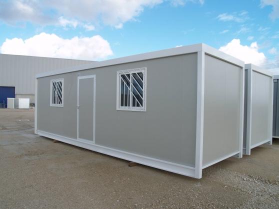 modules de chantier d 39 occasion mat riaux de construction baraques de chantier espagne. Black Bedroom Furniture Sets. Home Design Ideas
