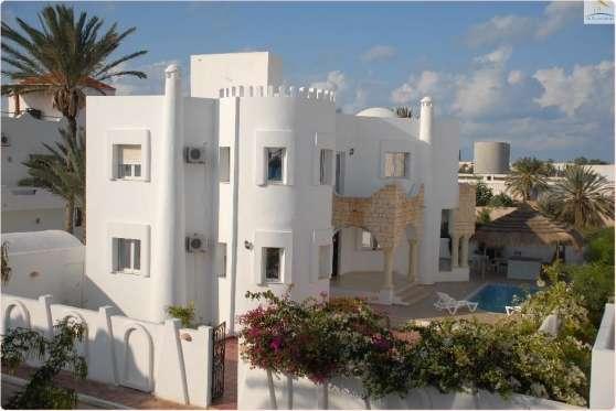 Vente villas, immobilier Djerba