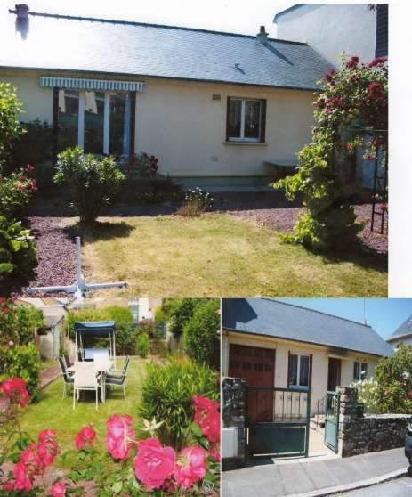 Location maison Saint Malo