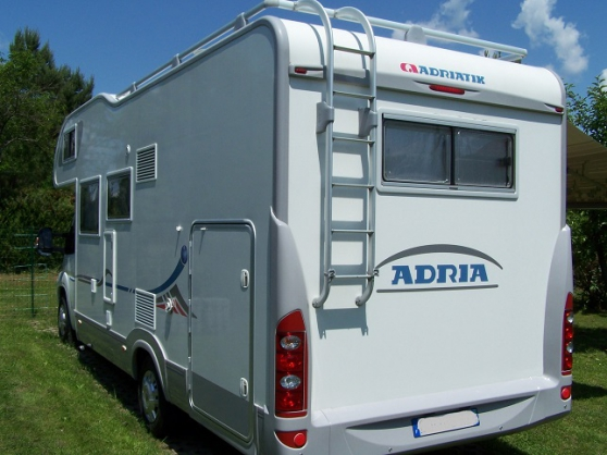 Camping-car Adria 660 Sp - Photo 2