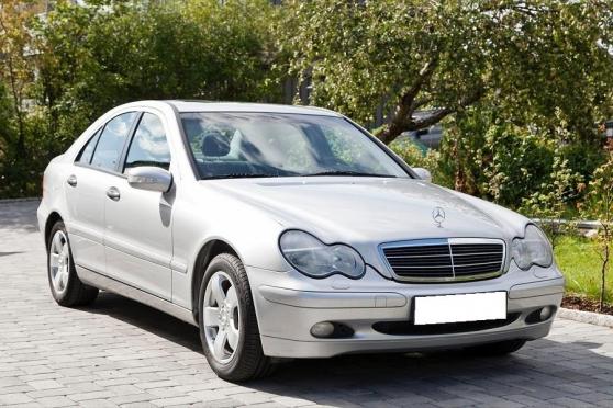 Mercedes-Benz Classe C 200 CDI 4 portes