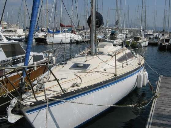 Location voilier à quai Frioul Marseille