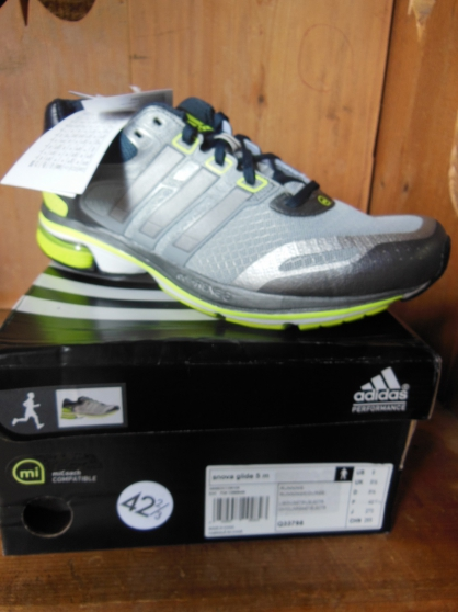 Annonce occasion, vente ou achat 'Baskets running Adidas Supernova glide 5'