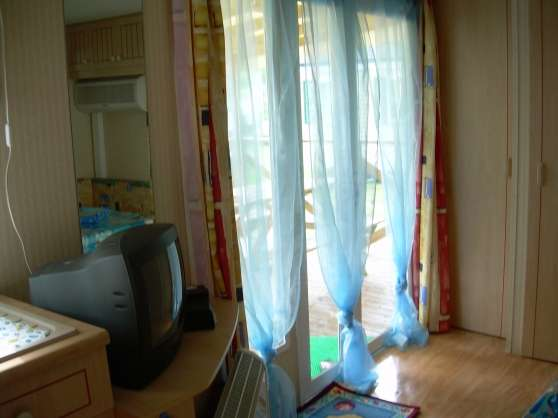 MOBIL HOME 4/6 PERSONNES