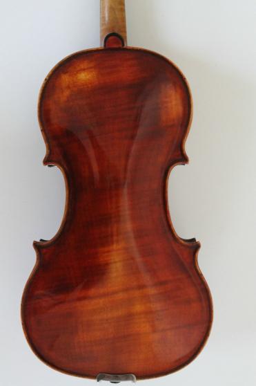Violon italien de Brescia c.1923 Certifi - Photo 2