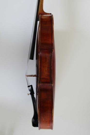 Violon italien de Brescia c.1923 Certifi - Photo 3