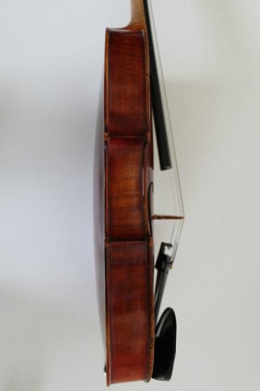 Violon italien de Brescia c.1923 Certifi - Photo 4