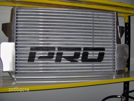 Annonce occasion, vente ou achat 'ECHANGEUR AIR PRO-ALLOY MEGANE RS 250'